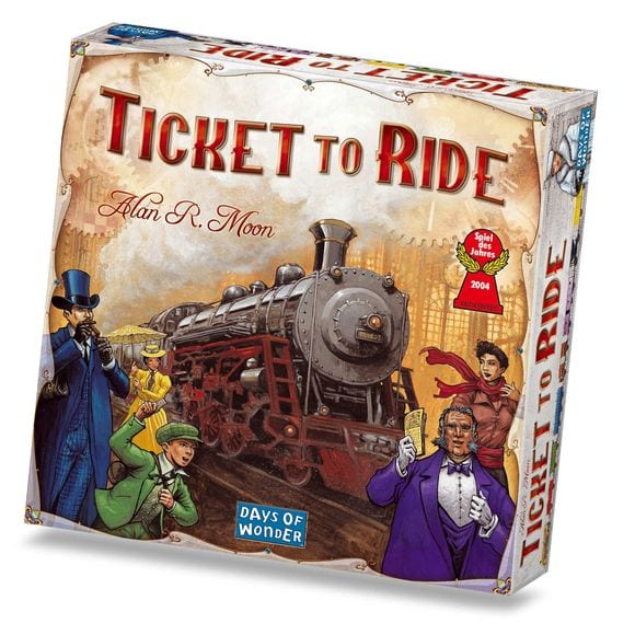 Ticket to Ride Free gScript and Statistics Sheet