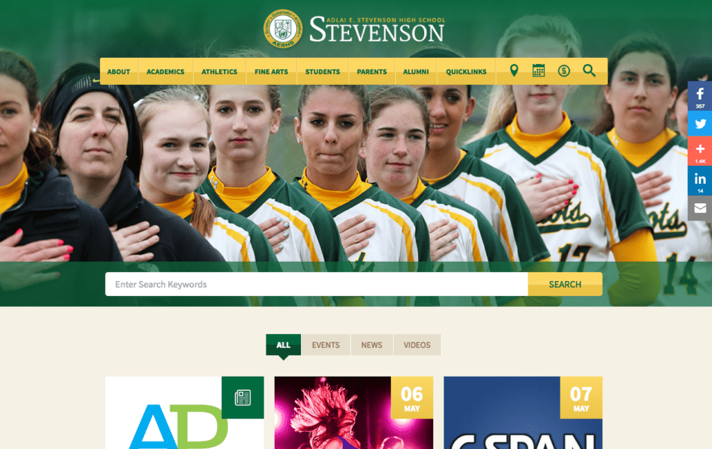 Adlai E. Stevenson High School – PHP and SQL Troubleshooting