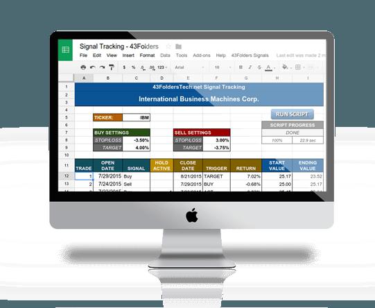 Piker Trader gscript and Google Sheets