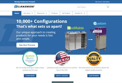 Lakeside Manufacturing, Inc.